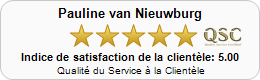 5 stars of satisfaction
